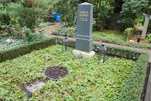 Waldfriedhof Dahlem, Berlin, Germany