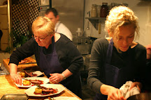 Walnut Grove Cookery School, Livre la Touche, France