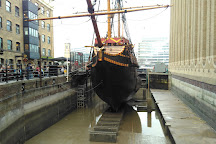 The Golden Hinde, London, United Kingdom