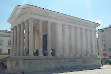 Temple of Diana, Nimes, France