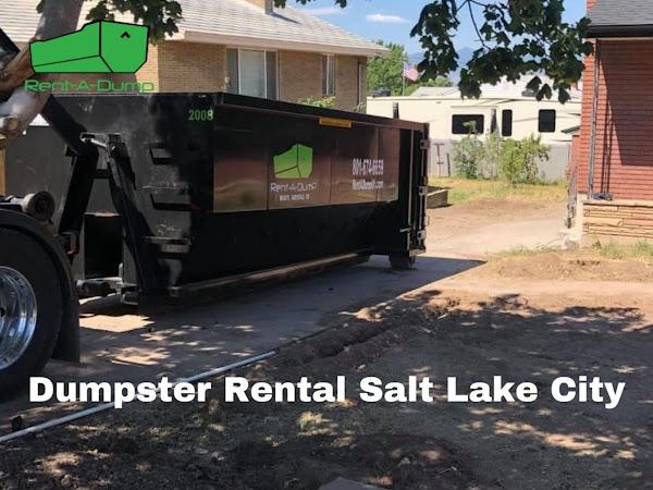 Dumpster Rental Salt Lake City