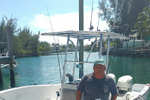 Lil B Fishing, Freeport, Bahamas