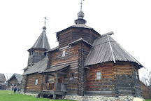 Museum of Wooden Architecture, Suzdal, Russia