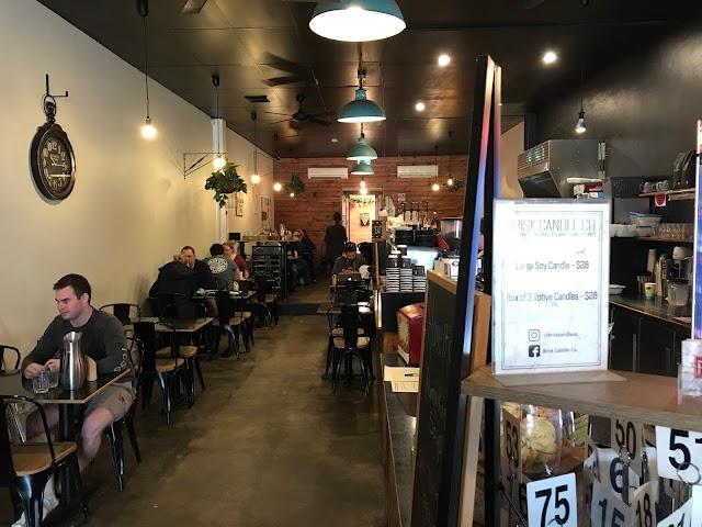 Grinders Espresso Bar & Flowers