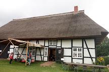 Freilichtmuseum Klockenhagen, Ribnitz-Damgarten, Germany