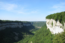 Grottes de Baume-les-Messieurs, Baume-les-Messieurs, France