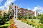 Омская Академия МВД России, проспект Комарова на фото Омска