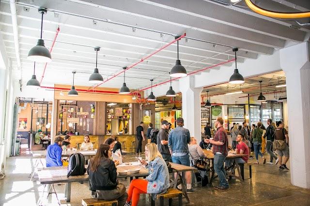 Industry City Food Hall