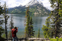 Jenny Lake Overlook, Grand Teton National Park, United States