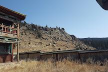 Manzshir Monastery, Ulaanbaatar, Mongolia