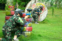 Jimbaran Hill Paintball by Bali Paintball Arena, Ungasan, Indonesia