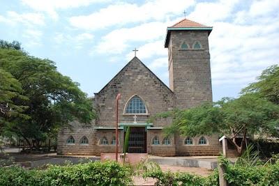 St  Joseph's Catholic Church, Kisumu, Kenya