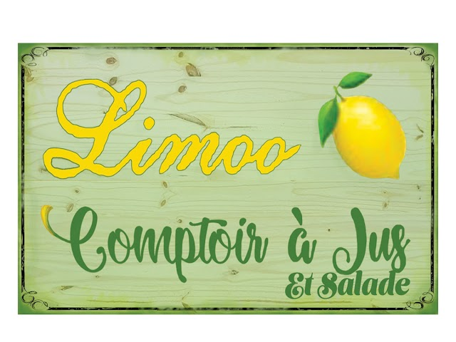 Limoo Juice (Salad)