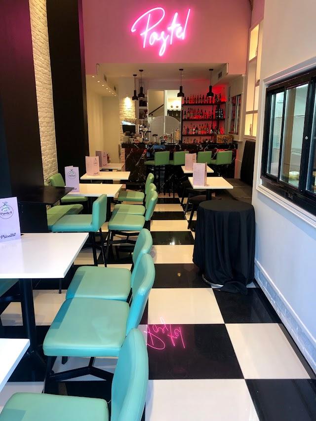 Pastel Bar
