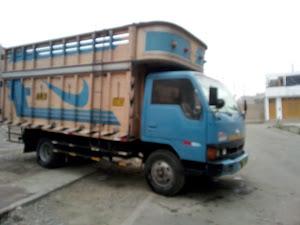 Transporte pesado S&J Peru 4