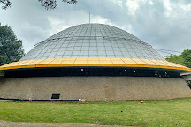 Ibirapuera Planetarium, Sao Paulo, Brazil