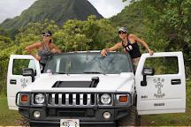 KOS Tours, Honolulu, United States