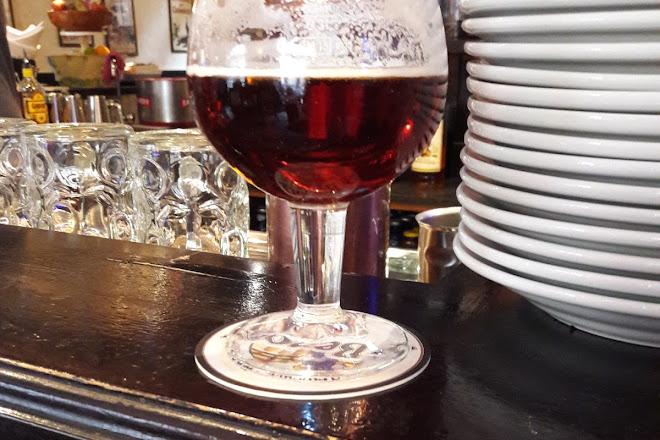 Barbarians pub, Milan, Italy