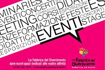 La Fabbrica del Divertimento didattica ed Eventi, Ercolano, Italy