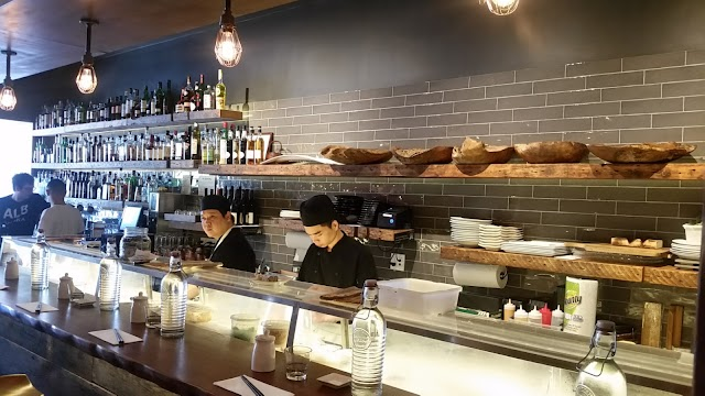 Amami Bar and Restaurant