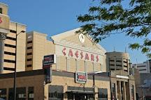 Caesars Atlantic City Casino, Atlantic City, United States