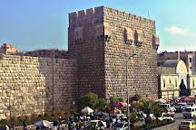 The Citadel, Damascus, Syria