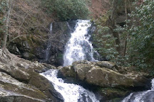 Spruce Flats Falls, Great Smoky Mountains National Park, United States