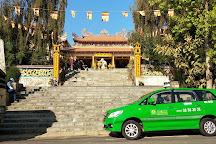 Linh Quang pagoda, Da Lat, Vietnam