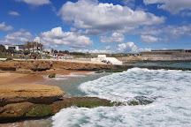 Praia de Carcavelos, Carcavelos, Portugal