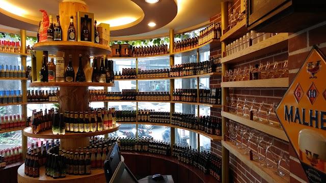 Beer & Barrel Brasserie