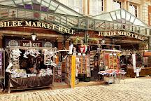 Jubilee Market, London, United Kingdom