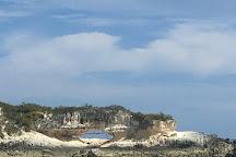 Whiteland Beach, Rock Sound, Bahamas