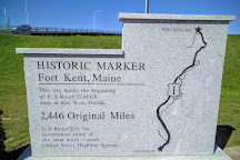 America's First Mile, Fort Kent, United States