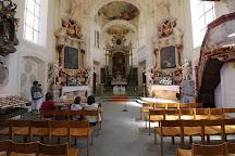 Schlosskirche St. Marien, Konstanz, Germany