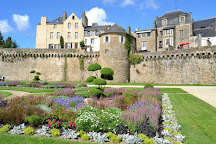 Old City Walls of Vannes, Vannes, France