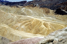 Zabriskie Point, Death Valley National Park, United States