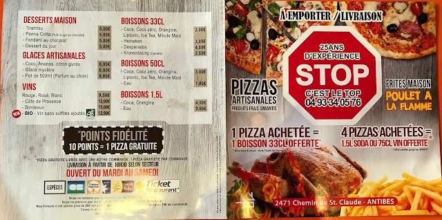 Stop Poulets Pizzas