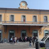 Железнодорожная станция  Lecco