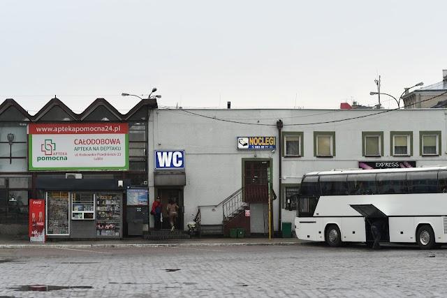 Dworzec Gł. PKS