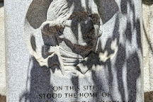 John Singleton Copley Statue, Boston, United States