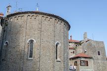 The Rotunda of St John the Baptist, Koper, Slovenia