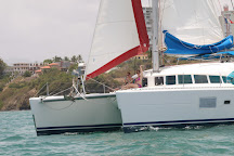 Sailing Sun Charters, Fajardo, Puerto Rico