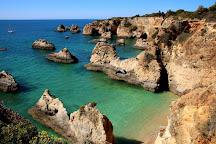 Barranco das Canas Beach, Portimao, Portugal