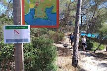 Parc Natural de Mondrago, Cala d'Or, Spain