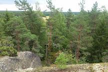 Hogbergetin Luola, Kirkkonummi, Finland