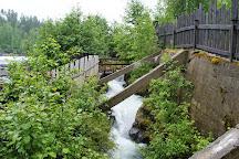 Malselvfossen, Malselv Municipality, Norway