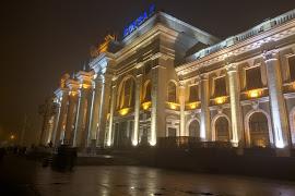 Железнодорожная станция  Odessa
