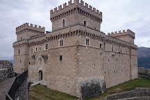 Castello Piccolomini di Celano, Celano, Italy