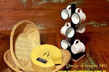 Queijo d'Alagoa MG, Alagoa, Brazil