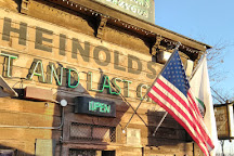 Heinold's First & Last Chance Saloon, Oakland, United States